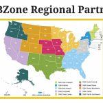 Hubzone Resourcesregion   Hubzone Map Texas