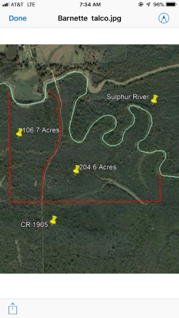 Hunter's Paradise!– Land For Sale - Texas Land For Sale Map