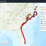 Hurricane Matthew: Flood Resources And Tools - Florida Flood Map