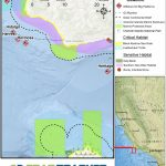 Hydraulic Fracturing Offshore Wells On The California Coast   Fracking In California Map