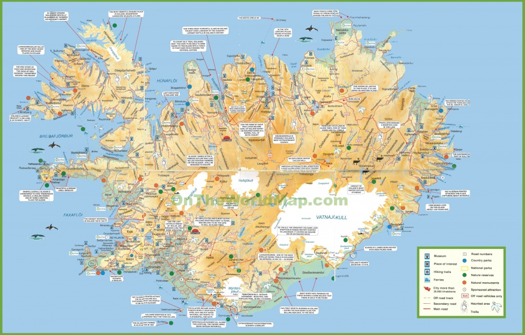 Iceland Maps | Maps Of Iceland - Printable Road Map Of Iceland