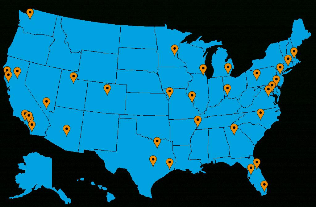 Ikea Plans To Open Nearly A Dozen New Stores | Traemand - Ikea Locations California Map