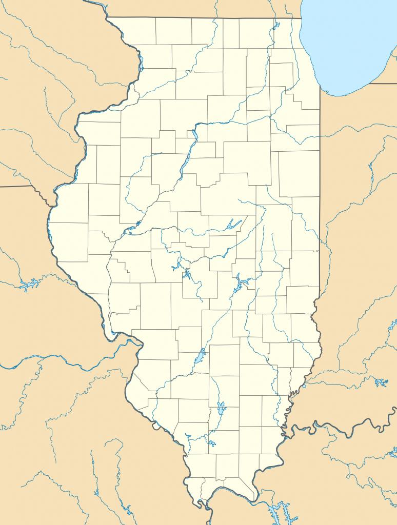 Illinois Department Of Corrections - Wikipedia - California Prison Locations Map
