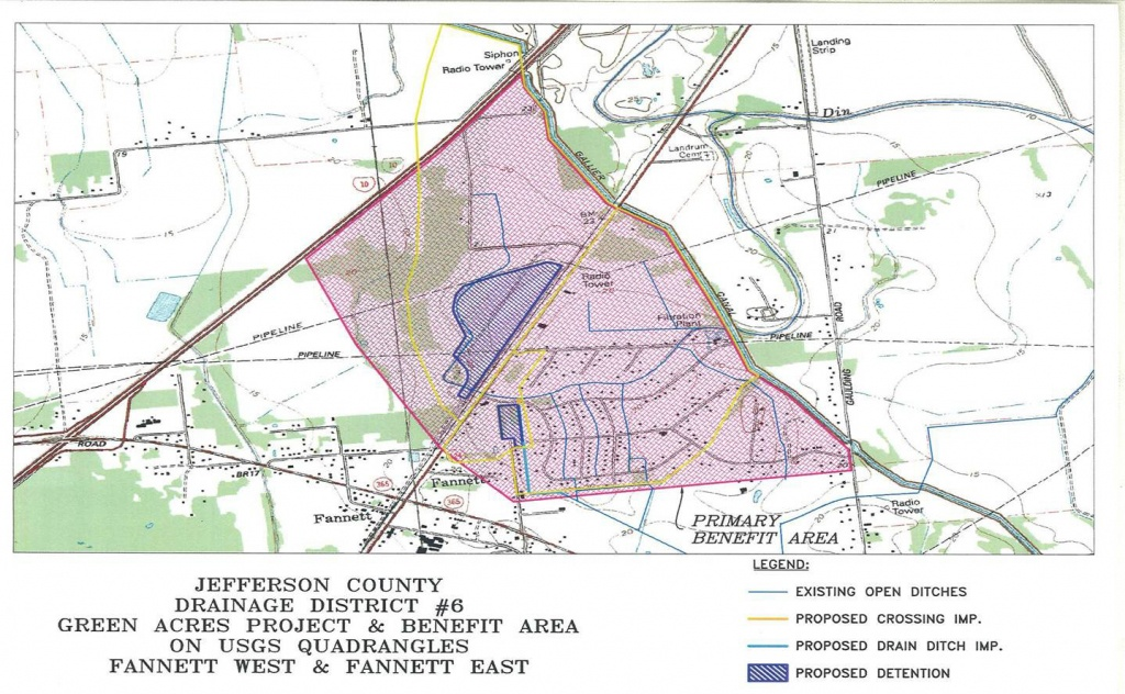 Image Maps - Jefferson County Dd6 - Jefferson County Texas Map