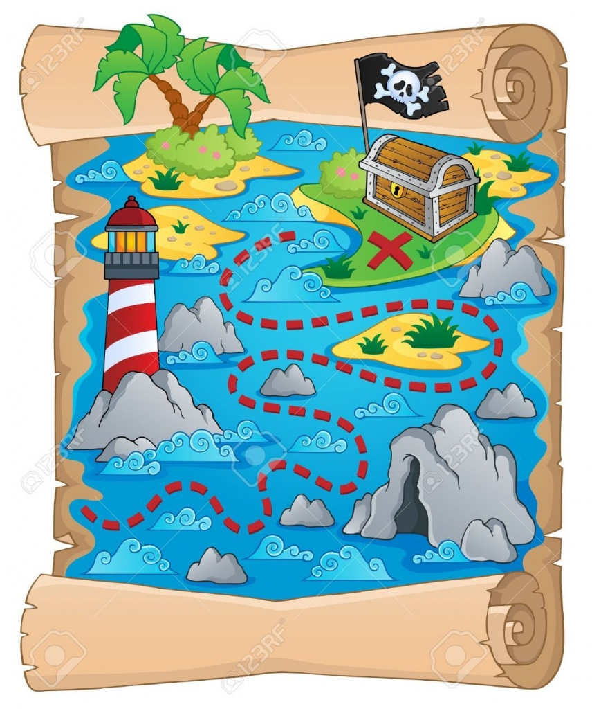 Image Result For Free Printable Pirate Treasure Map | Wallpapper In - Printable Kids Pirate Treasure Map