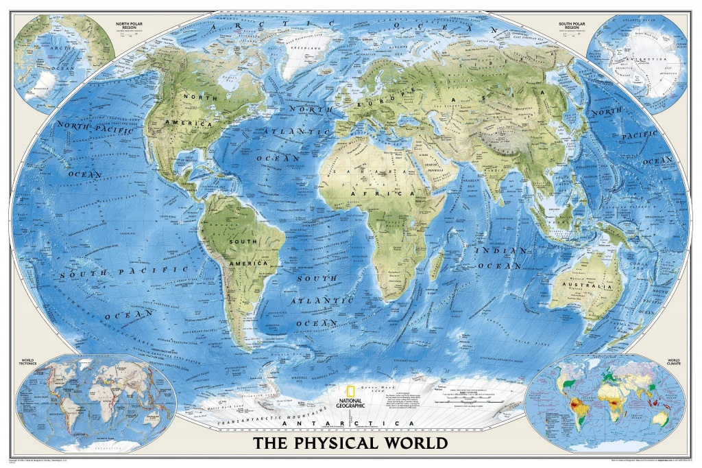 Image Result For Geographical Map World | Travel The World - National Geographic World Map Printable