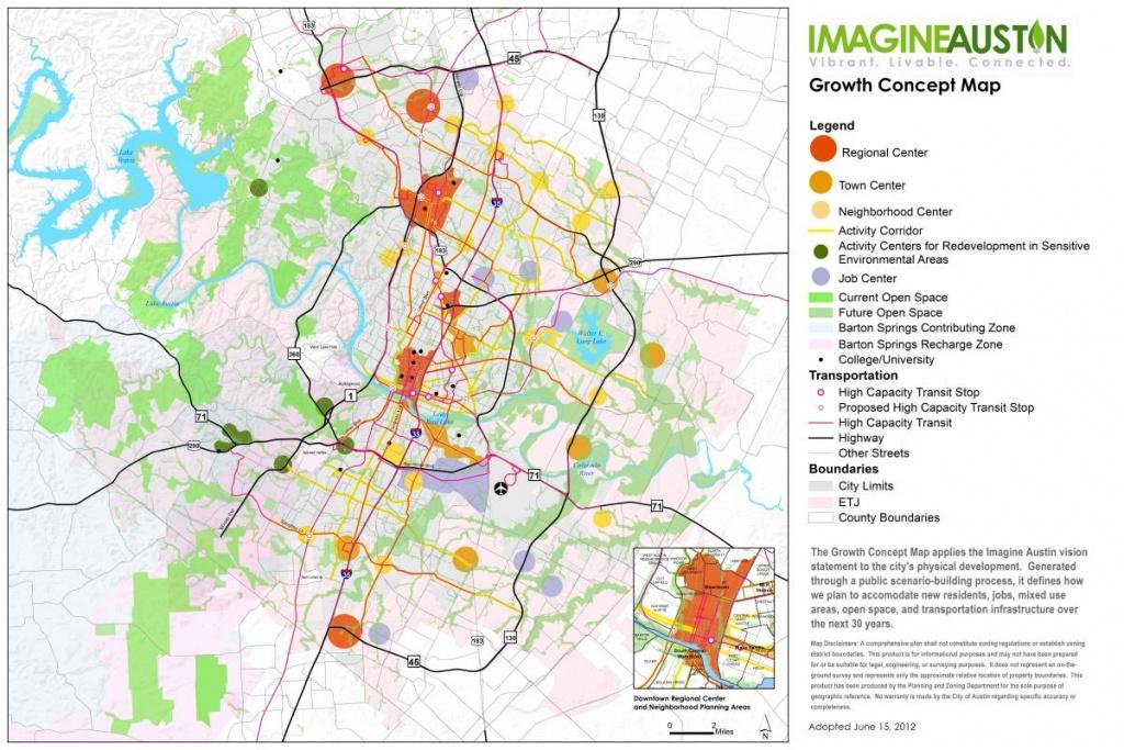 Imagine Austin Resources   Austintexas.gov - The Official Website Of - Austin Texas City Map