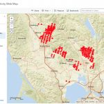 In Search Of Fire Maps – Greeninfo Network   California Wildfire Map