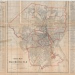Index Map Of The City Of Providence, 1881 | One Rhode Island Family   Printable Map Of Providence Ri