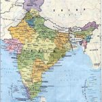 India Maps | Printable Maps Of India For Download   India Map Printable Free