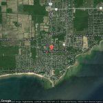 Information On Crystal Beach, Texas | Usa Today   Texas Beaches Map