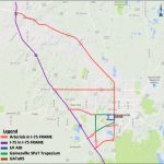 Infrastructure And Projects – University Of Florida Transportation - Map Of Gainesville Florida And Surrounding Cities
