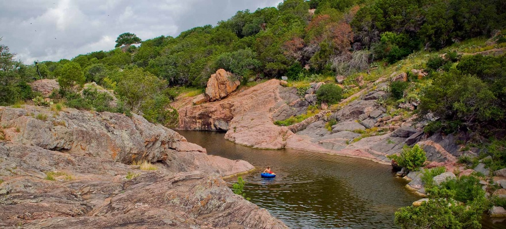 Inks Lake State Park — Texas Parks & Wildlife Department - Texas State Parks Camping Map