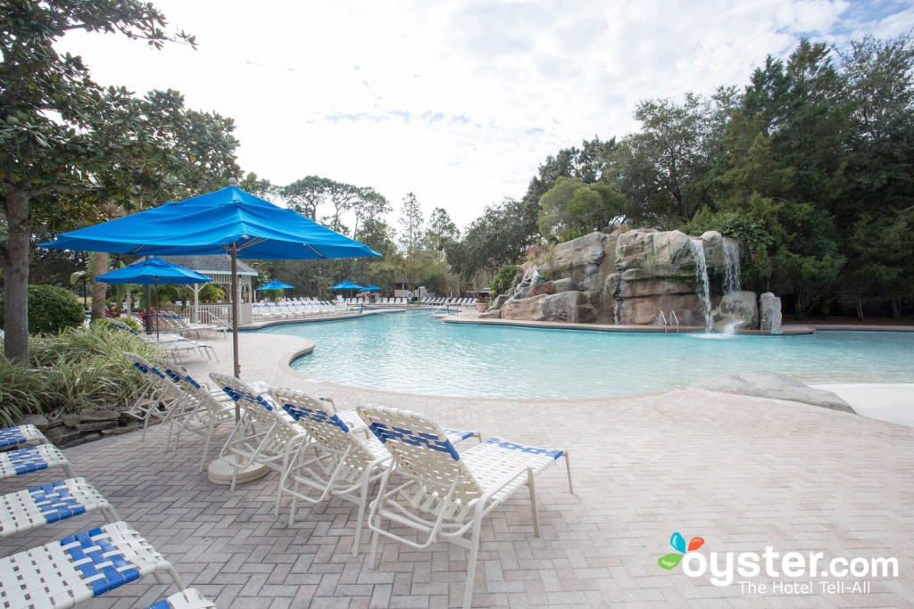 Innisbrook, A Salamander Golf & Spa Resort Detailed Review, Photos - Innisbrook Florida Map