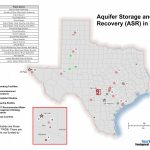 Innovative Water Technologies   Aquifer Storage And Recovery | Texas   Texas Water Development Board Well Map