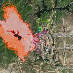 Interactive Maps: Carr Fire Activity, Structures And Repopulation   Fire Watch California Map