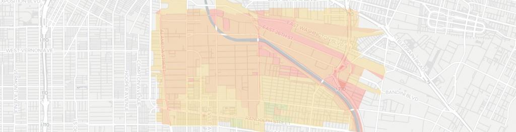Internet Providers In Vernon, Ca: Compare 24 Providers - Vernon California Map