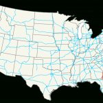 Interstate 95 — Wikipédia - Map Of I 95 From Florida To New York