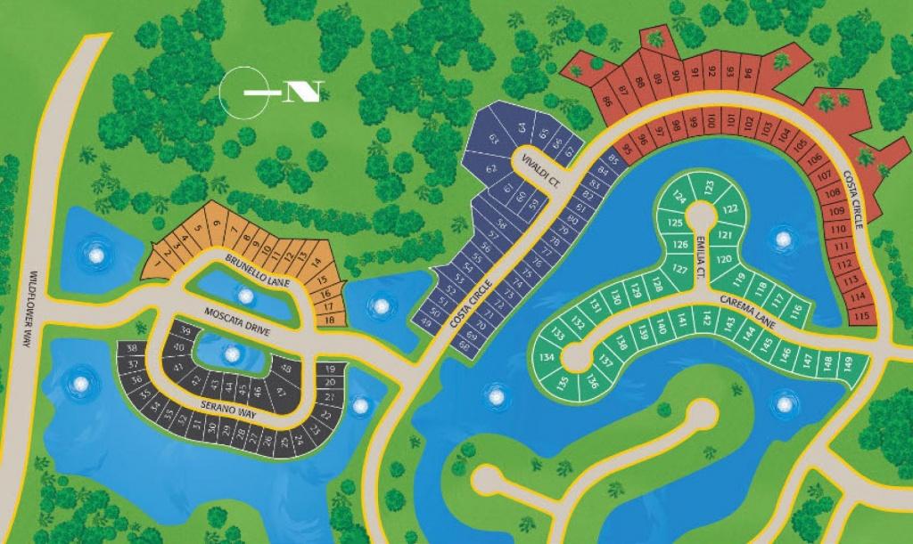 Island Resort : Lely Resort Tiger Island Estates - Lely Resort Naples Florida Map