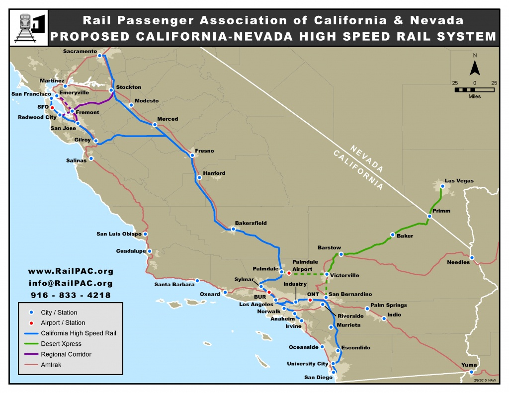 Issues – Railpac - Amtrak California Surfliner Map