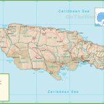 Jamaica Maps | Maps Of Jamaica   Printable Map Of Jamaica