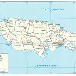 Jamaica Maps | Printable Maps Of Jamaica For Download   Printable Map Of Jamaica
