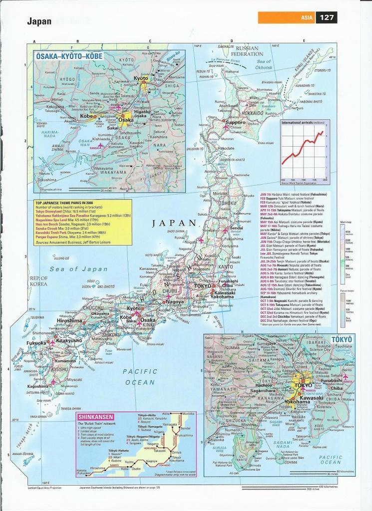 Japan Maps   Printable Maps Of Japan For Download - Free Printable Map Of Japan
