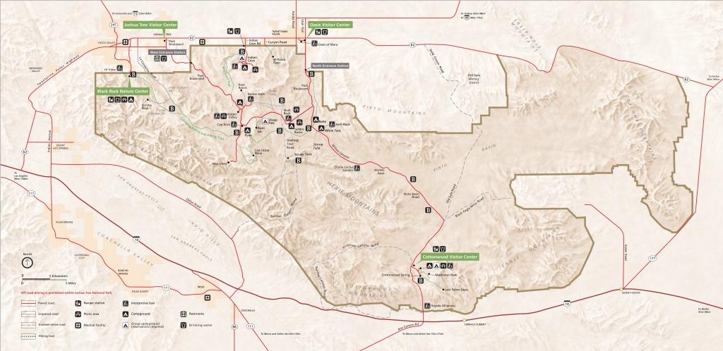 Joshua Tree Maps   Npmaps - Just Free Maps, Period. - Joshua Tree California Map