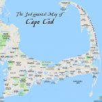 Judgmental Maps   Printable Map Of Cape Cod Ma
