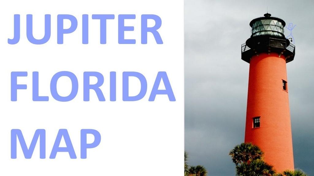 Jupiter, Florida Real Estate Map - Google Maps Jupiter Florida