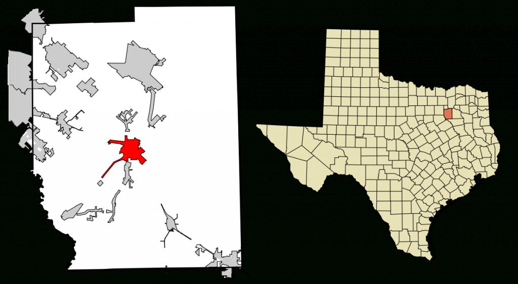 Kaufman, Texas - Wikipedia - Kaufman Texas Map