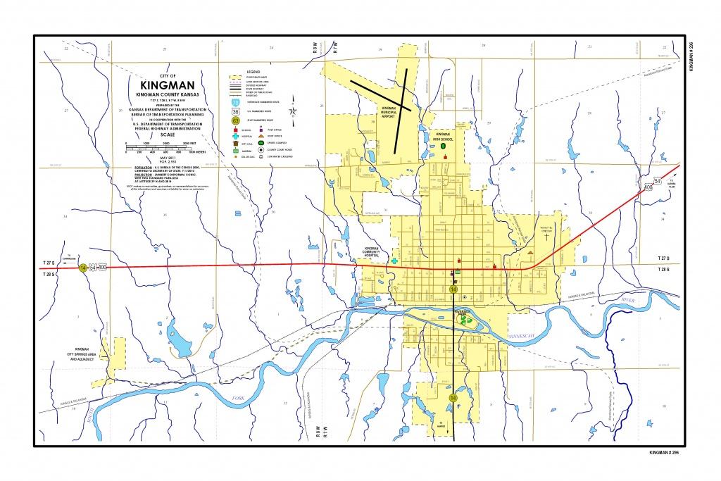 Kdot: City Maps - Sortedcity Name - Printable Street Map Of Wichita Ks