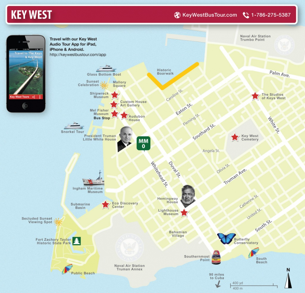 Key West And Florida Keys Maps - Miami Beach 411 Travel Store - Florida Keys Map Of Beaches