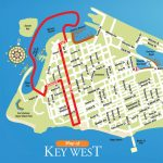 Key West Ducks Route Map | Southernmost Duck Tours   Map Of Key West Florida Attractions