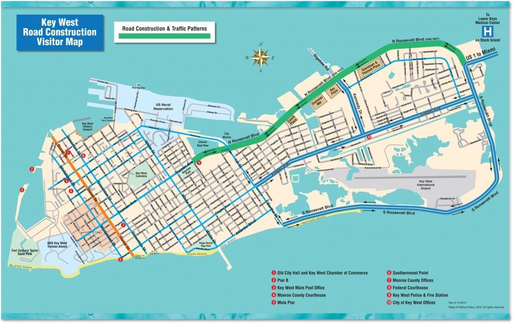 Key West Hotels Map Images Frompo | Wedding Ideas | Key West Florida - Florida Map Hotels