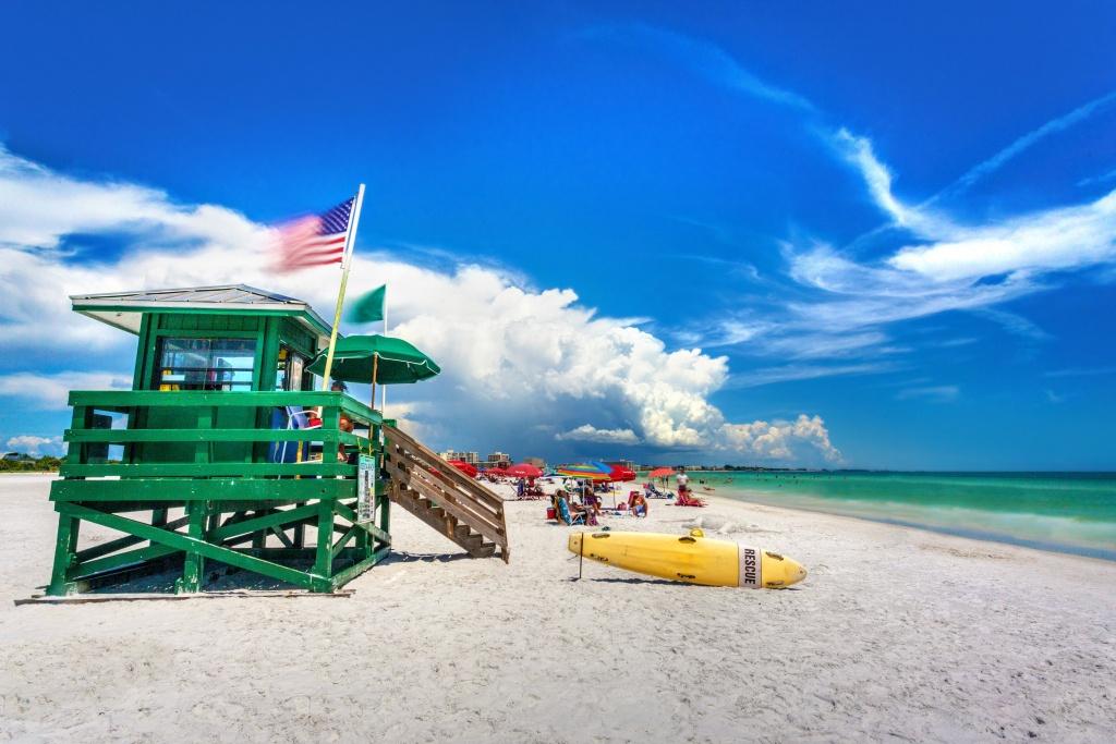 Kid-Friendly Attractions On Siesta Key, Florida [With A Map] - Siesta Key Florida Map