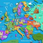 Kids Map Of Europe Maps Com In For Printable Asia 7   World Wide Maps   Printable Maps For Kids