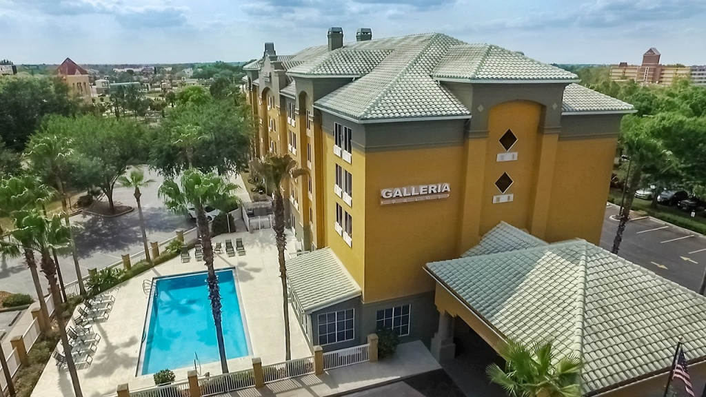 Kissimmee Hotel Orlando | Galleria Palms Hotel | Fl - Map Of Hotels In Kissimmee Florida