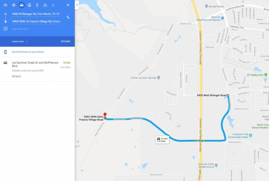 """Kyle Walker On Twitter: """"i'm Sure There Are Examples To The Contrary - Google Maps Fort Worth Texas"""