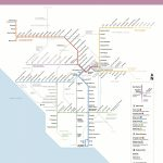 L.a. Olympics And Paralympics: What Our Transit System Will Look - California Metro Rail Map