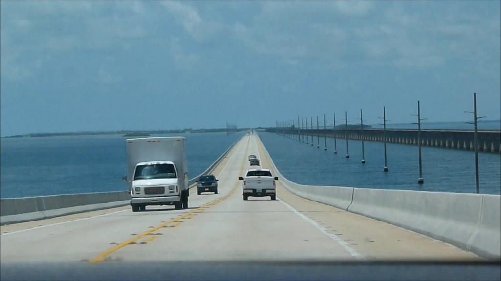 La Carretera De Los Cayos De Florida (De Miami A Key West) On Vimeo - Los Cayos Florida Map