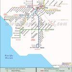 La Metro Rail Map | Map - Metro Rail - California Metro Rail Map