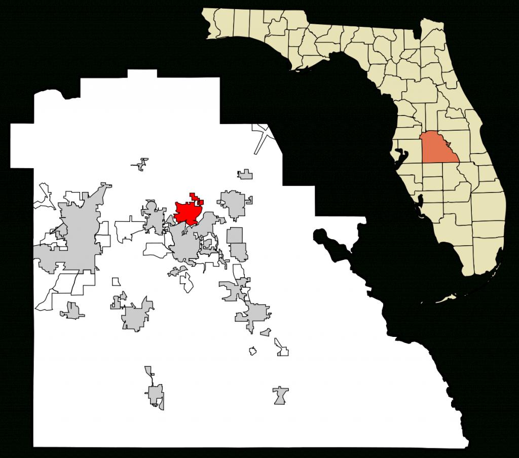 Lake Alfred, Florida - Wikipedia - Lake Alfred Florida Map