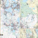 Lake County, Florida Wall Map – Kappa Map Group - Map Of Lake County Florida
