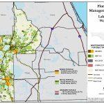 Lake Florida Water Management Inventory Summary | Florida Department - Map Of Lake County Florida