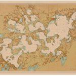 Lake Minnetonka   1906 Inland Lakes   Minnesota Old Map   Nautical   Printable Lake Minnetonka Map