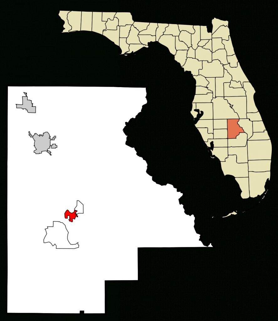 Lake Placid, Florida - Wikipedia - Bears In Florida Map