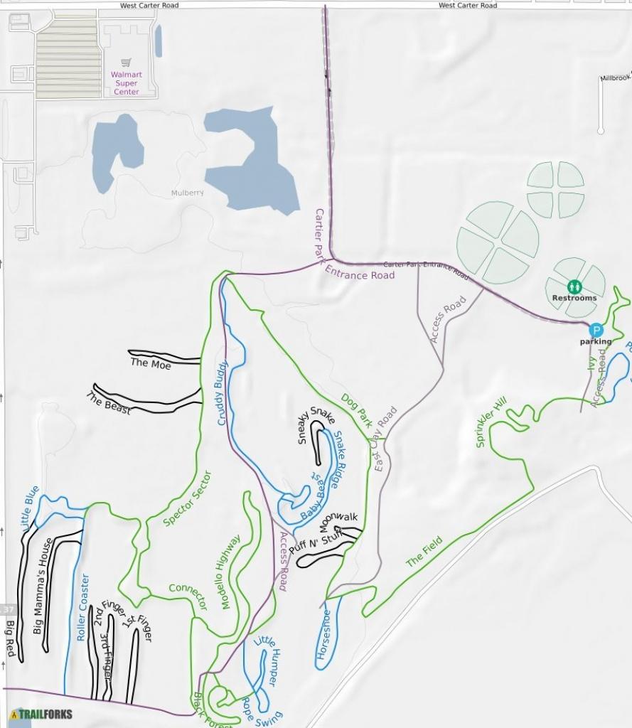Lakeland, Florida Mountain Biking Trails | Trailforks - Florida Mountain Bike Trails Map
