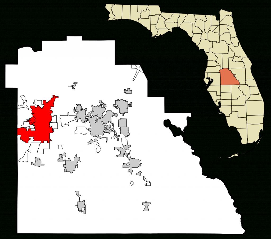 Lakeland, Florida - Wikipedia - Lake Wells Florida Map