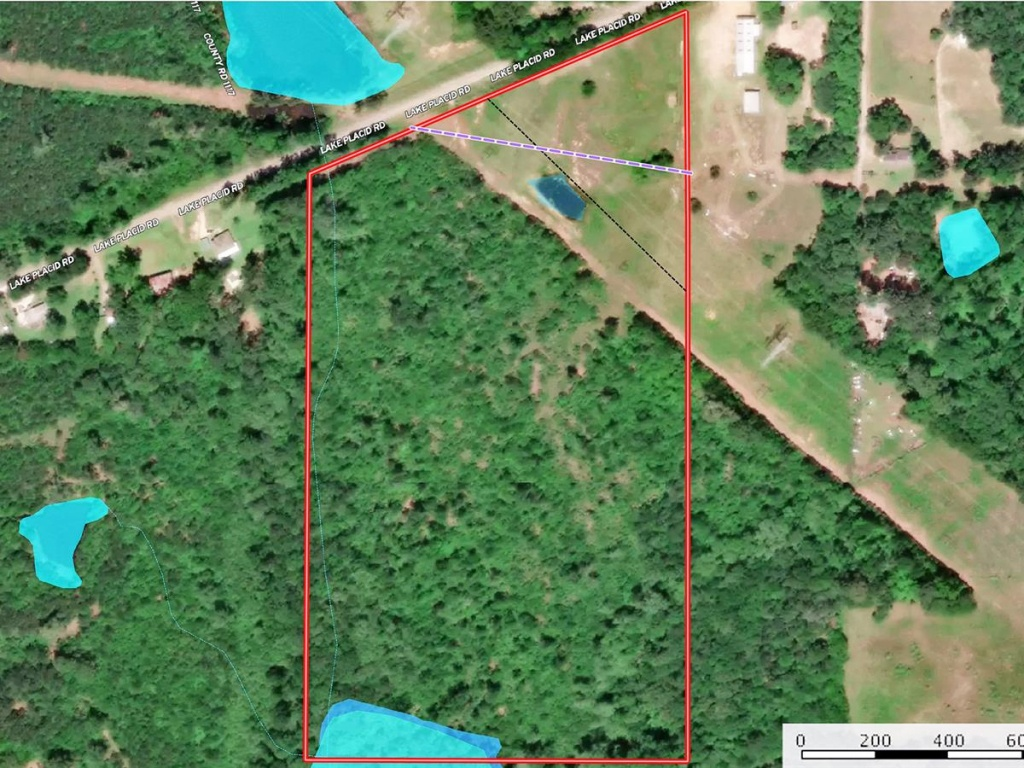Land East Texas Tyler Wooded Creek : Ranch For Sale : Tyler : Smith - Texas Land For Sale Map